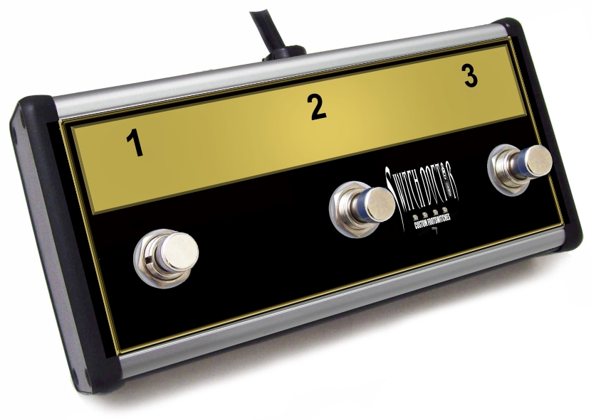 Marshall JMP-1 Replacement Footswitch